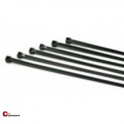 Opaski zaciskowe 2,5x160mm czarna / 100 szt.