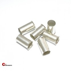 Tulejka nieizolowana 0,34mm2 / 1000 szt.