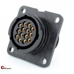 Złącze panelowe Toughcon na 14-pinów żeńskich - TT1730-S14