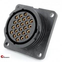 Złącze panelowe Toughcon na 24-piny żeńskie - TT2330-S24