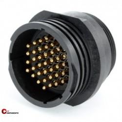 Obudowa kablowa Toughcon na 37-pinów męskich - TT2320-P37