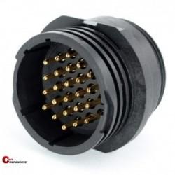 Obudowa kablowa Toughcon na 24-piny męskie - TT2320-P24