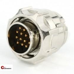 Złącze Toughcon na 14-pinów męskich - TM1710-P14