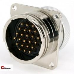 Złącze panelowe Toughcon na 24-piny męskie- TM2331-P24