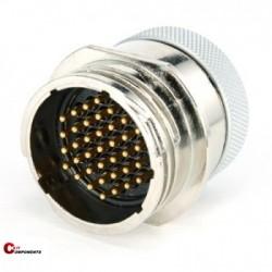 Obudowa kablowa Toughcon na 37-pinów męskich - TM2321-P37