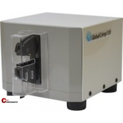 Pneumatyczna prasa do zaciskania pojedynczych kontaktów do 6mm2 GlobalCrimp100