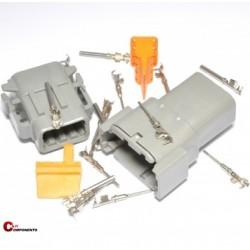 Zestaw Deutsch serii DTM 8 pinowy