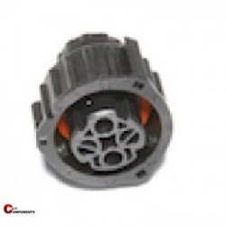 Obudowy na piny żeńskie DIN 72585 2 pin 1-967325-3