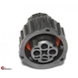 Obudowy na piny żeńskie DIN 72585 3 pin 1-0967325-2