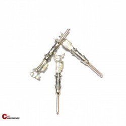 Konektory męskie DIN 72585 0,5-1,0mm2 męski - 1,5mm 0-1703017-1