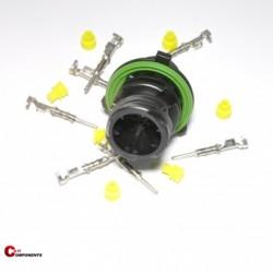 Złącze DIN 72585 na piny męskie 7-pinowe