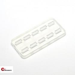 Uszczelki złącz na piny męskie JPT 10-pin 0-0963213-1