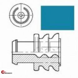 Uszczelki przewodów JPT 0,5-1mm2 niebieska - 0-0828904-1