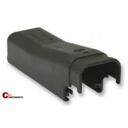 Oprawa tylna złącza, Obudowa tylna / zacisk kablowy, JPT, Micro Timer 2 Connectors, 90° - 965643-1